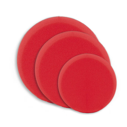 Red foam pad